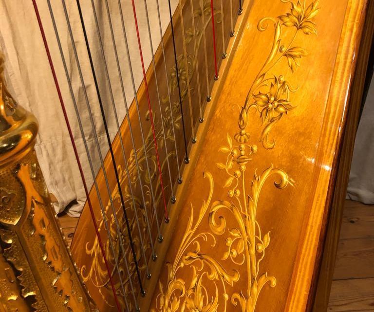 Harp Horngacher modello Harmonie