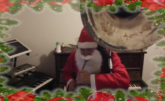 Santa Header