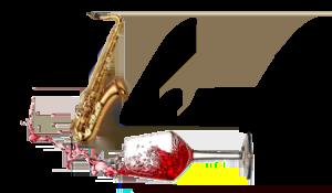 The Blend logo