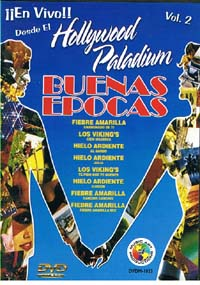 VARIOS – BUENAS EPOCAS (DVD) VOL 2