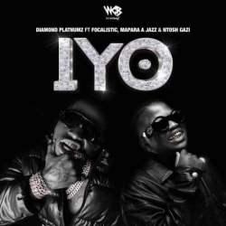 Diamond Platnumz – IYO (feat. Focalistic, Mapara A Jazz & Ntosh Gazi)