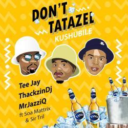 Tee Jay, Mr JazziQ & ThackzinDJ – Don't Tatazel (Kushubile) [feat. Soa mattrix & Sir Trill]