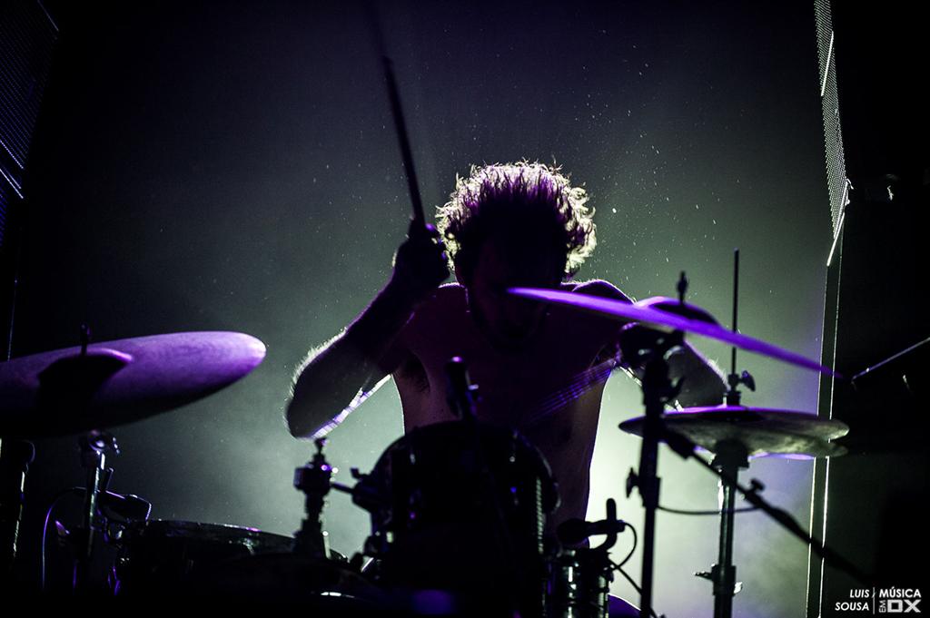 20170610 - Death Grips @  Festival NOS Primavera Sound 2017