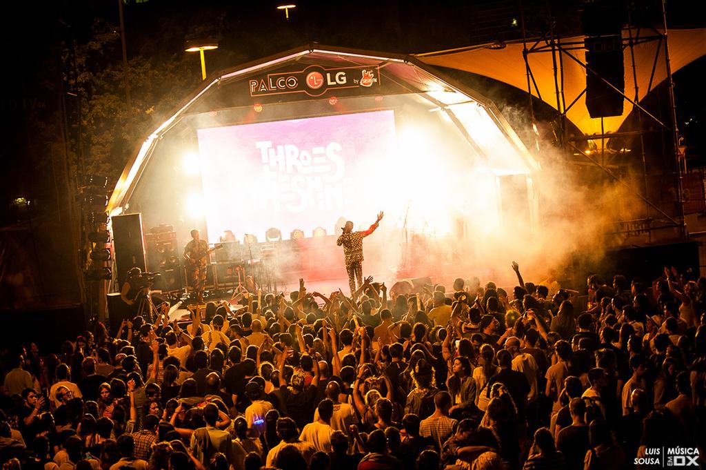 20170713 - Festival Super Bock Super Rock 2017 @ Parque das Nações