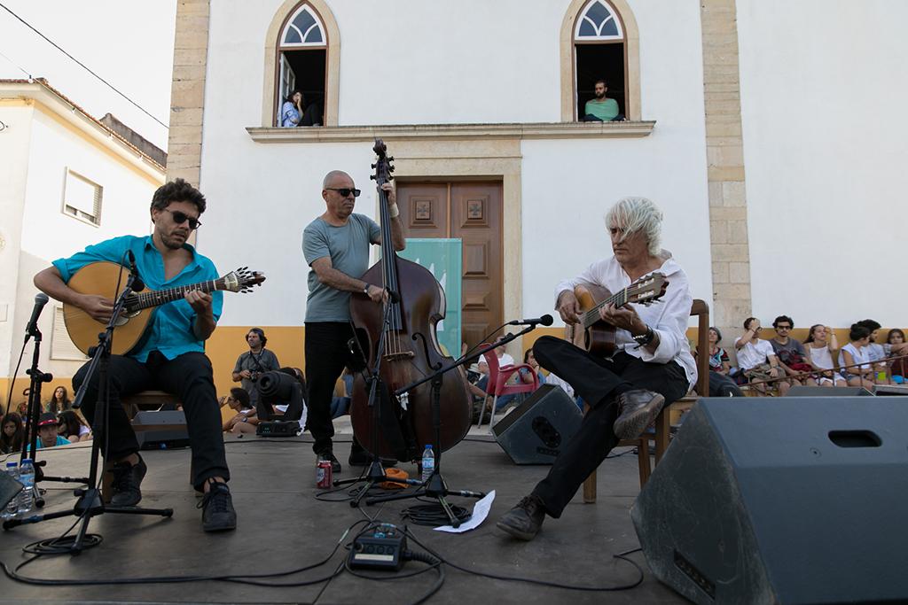 BONS SONS 2017 - LST - Lisboa String Trio no Palco Tarde ao Sol. Foto: Carlos Manuel Martins