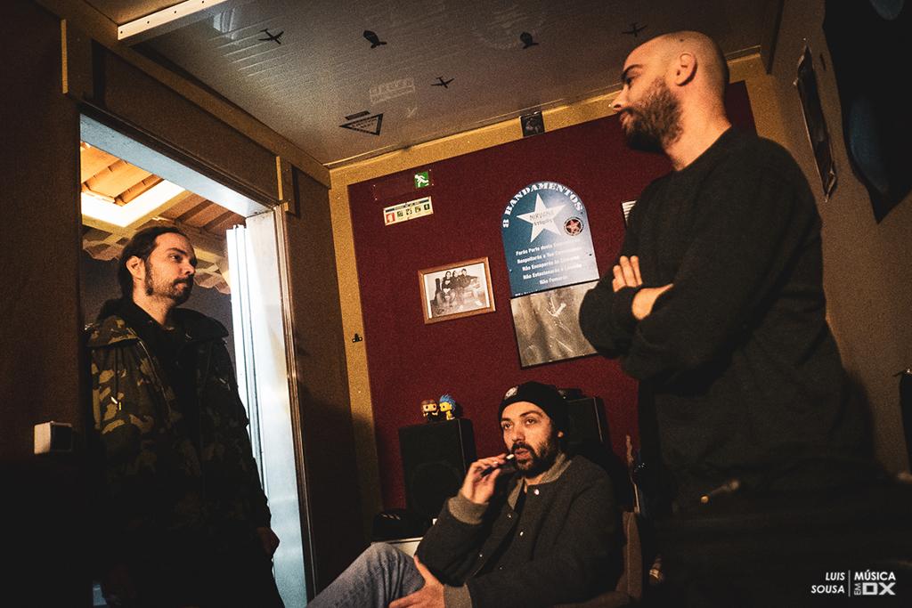 20190221 - Entrevista - Shima @ Nirvana Studios