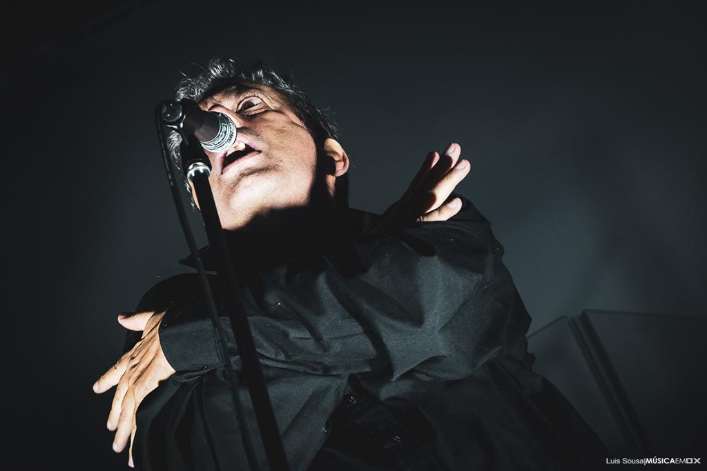 20191011 - Concerto - Mão Morta - No Fim Era o Frio @ Lisboa Ao Vivo