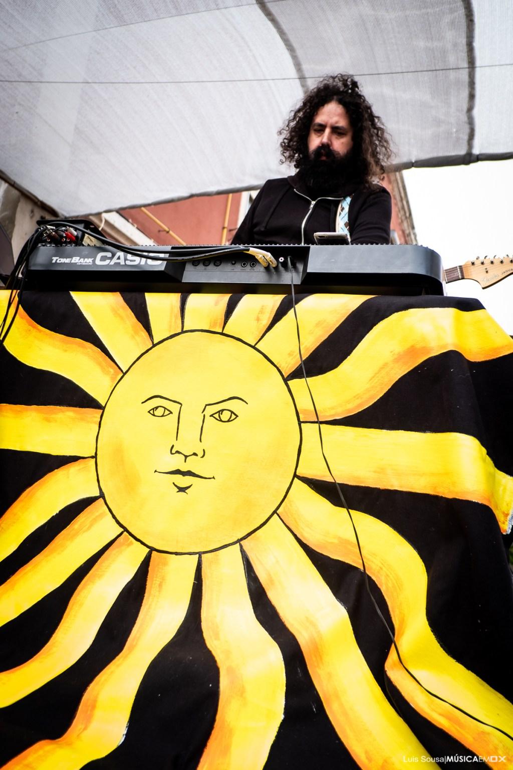 20201024 - Concertos - Carlos Costa apresenta Ninguém Drome Fest - Acid Acid + Clementine + Asimov @ Casa do Capitão