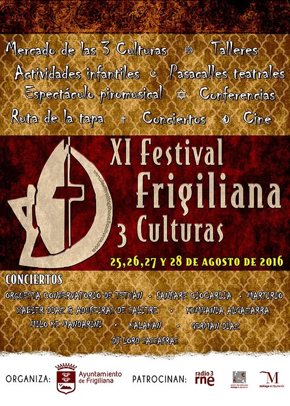 Frigiliana 3 Culturas
