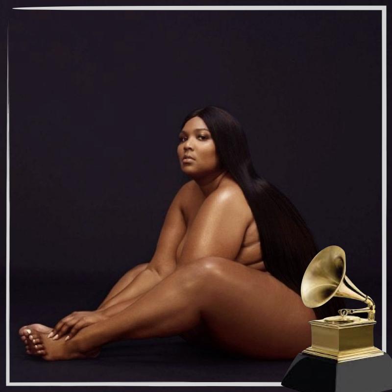 Aquecimento Grammy Lizzo