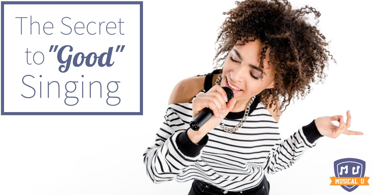 the secret to good