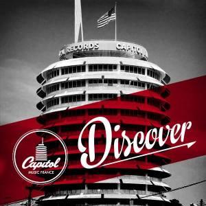 Logo Discover Capitol