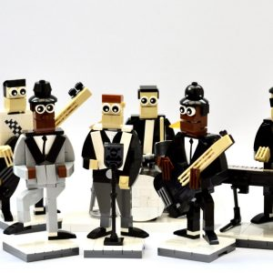 LEGO - The Specials 'A Message To You Rudy' 1979