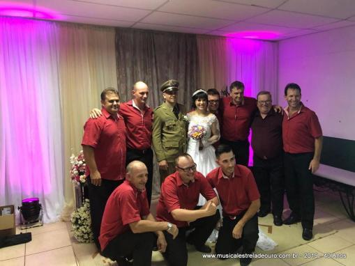 04/05/2019- CASAMENTO ANDREIA E SANDRO – POMERODE -SC