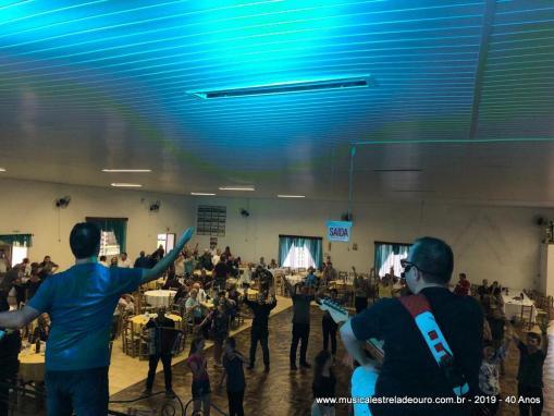 14/07/2019- SOC. BANDEIRANTES – INDAIAL- SC