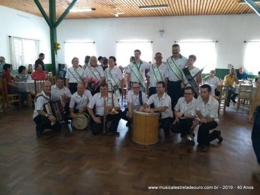 30/06/2019- SOC. BANDEIRANTES – SCHROEDER- SC