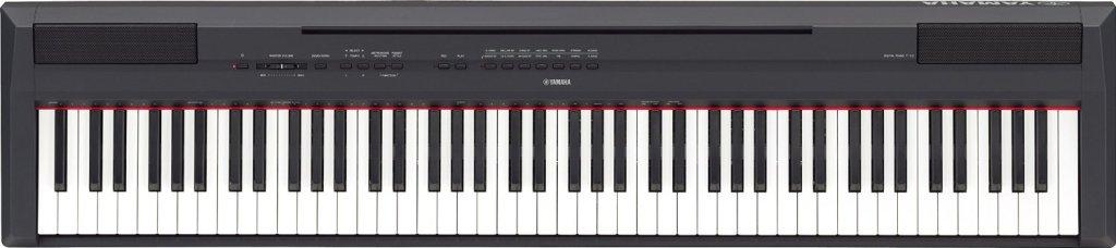 Yamaha P115 88-Key Weighted Action Digital Piano