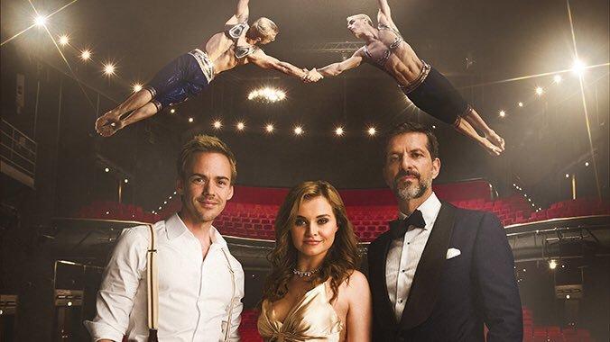 Vajn van den Bosch speelt hoofdrol in Duitse Cirque du