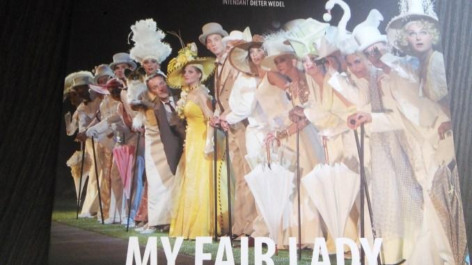 My Fair Lady program