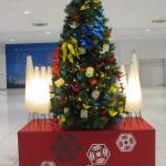 Christmas tree at KIX Terminal 2