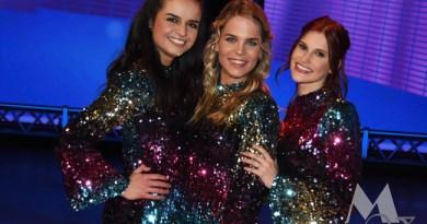 Extra shows K3 jubileumshow in Nederland