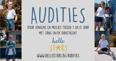 Hello Stars zoekt jongeren voor nieuwe videoclips