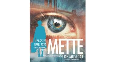 Bohemian Productions zoekt mannen voor 2 cruciale rollen in nieuwe musical Mette