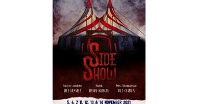 Laatste kans op kaartjes voor Side Show
