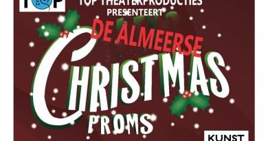 TOP Theaterproducties houdt audities voor Almeerse Christmas Proms