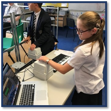 Musical Vibrations schools research