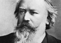 Johannes Brahms: la ricerca di uno stile.