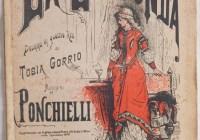 Amilcare Ponchielli e Arrigo Boito: gli anni delle collaborazioni fortunate!