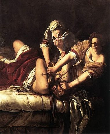 Juditha triumphans devicta Holofernis barbarie