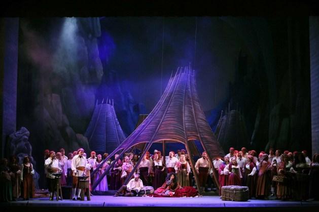 Il Trovatore - Teatro Massimo Bellini di Catania -