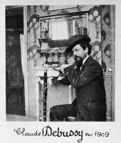 Claude Debussy - 1909