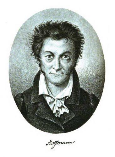 ritratto di Ernst Theodor Hoffman
