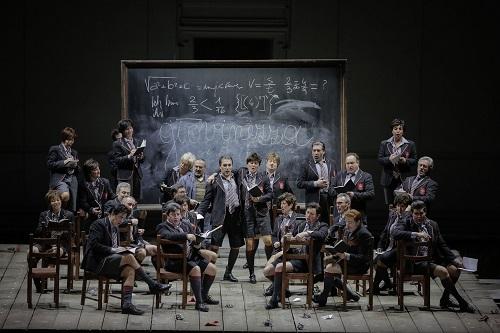 Manon Lescaut a Verona- Primo atto