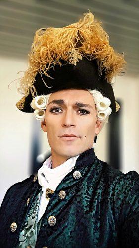 Gianluca Margheri - Le nozze di Figaro- 2017