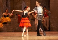 """Teatro Carlo Felice di Genova:""""Don Quixote"""" dal 14 giugno 2018"""