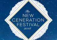 THE NEW GENERATION FESTIVAL: M. FANE, R. GRANVILLE, F. PARHAM