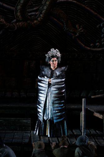 Anna Pirozzi - Turandot -Arena di Verona 2018