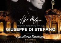 Taormina: Premio Internazionale Di Stefano al Teatro Antico