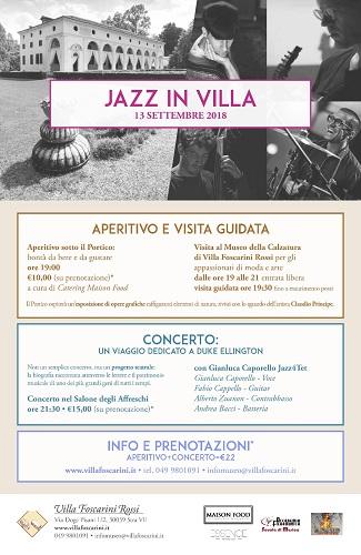 Jazz.Foscarini -Associazione Culturale Prometeo