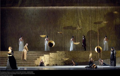 Semiramide 2 - Teatro La Fenice