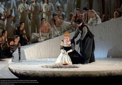 Semiramide 3 - Teatro La Fenice