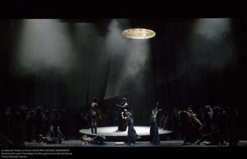 Semiramide 4 - Teatro La Fenice