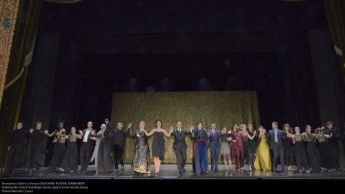 Semiramide 5- Teatro La Fenice