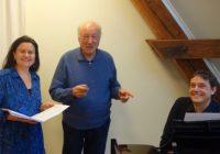 Atelier Musicale: il duo Frauchiger-Schabenberger  sabato 1 dicembre alla Camera del Lavoro di Milano