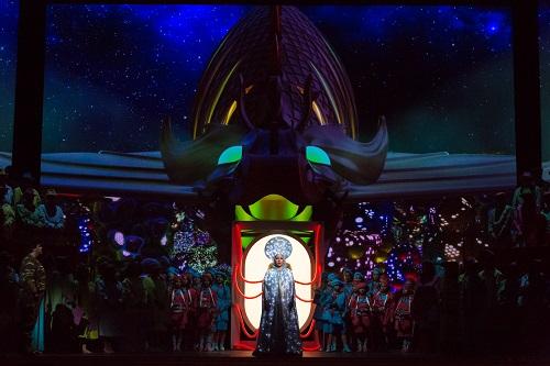 Turandot Palermo 2019 - Turandot - Astrik Khanamiryan