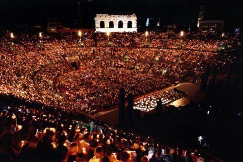 97° Arena di Verona Festival 2019
